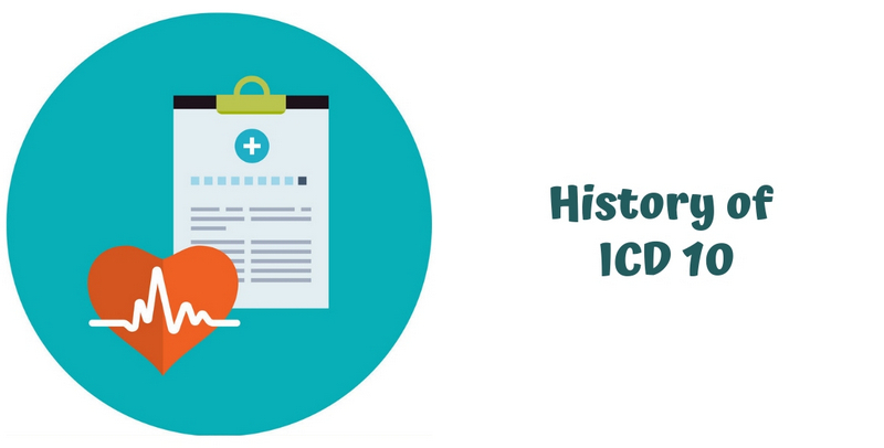 History of ICD 10